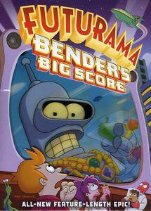 Futurama the Movie: Bender's Big Score