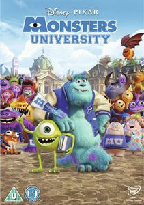 Monsters University [Import]