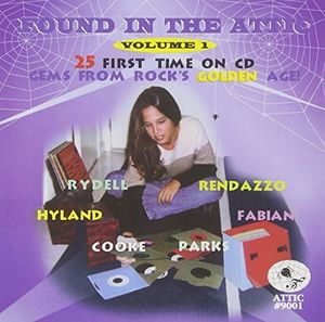 Found In The Attic V1 (Various Artists)