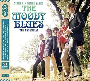 Nights In White Satin: Essential Moody Blues [Import]