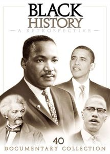 Black History - a Retrospective DVD