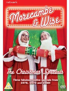 Morecambe & Wise 1: Thames Christmas Spec [Import]