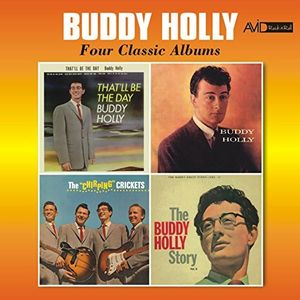 That'll Be The Day /  Buddy Holly /  Chirping