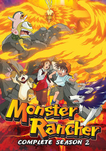 Monster Rancher: The Complete Season 2