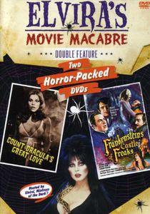 Frankenstein's Castle & Dracula's Love: Elvira's