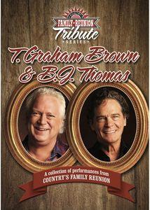 Cfr Tribute Series: T. Graham Brown & B.j. Thomas