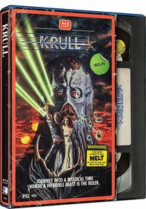 Krull (Retro VHS Packaging)