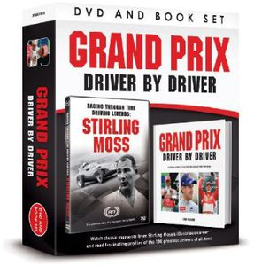 Grand Prix Driver By Driver [Import]