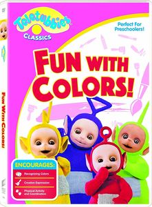 Teletubbies Classics: Fun With Colors