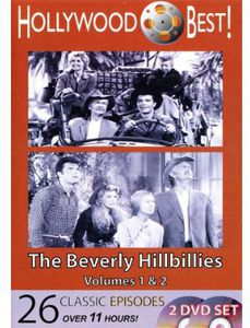 Hollywood Best! The Beverly Hillbillies: Volume 1 and 2