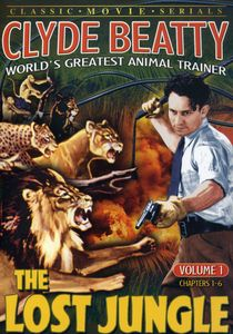 Lost Jungle: Volume 1