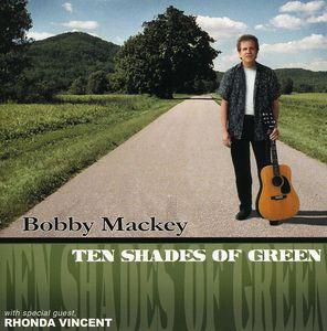 Ten Shades of Green