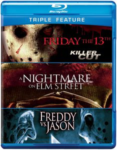 Friday the 13th /  Nightmare on Elm St /  Freddy Vs. Jason