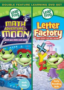 Math Adventures to the Moon /  Letter Factory