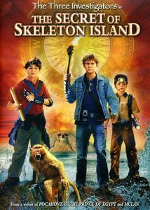 The Three Investigators in the Secret of Skeleton Island
