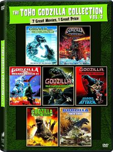 The Toho Godzilla Collection: Volume 2