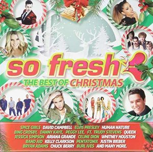 So Fresh: The Hits Of Christmas 2018 /  Various [Import]