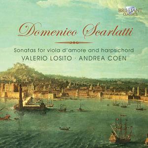 Sonatas for Viola D'amore & Harpsichord