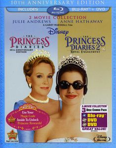 The Princess Diaries: 10th Anniversary Edition 2-Movie Collection