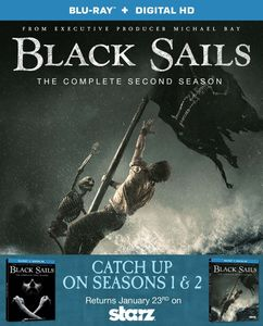 Black Sails: The Complete First and Second Seasons