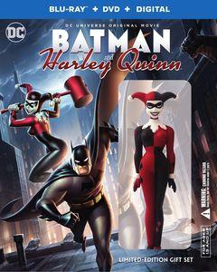 Batman and Harley Quinn (Limited Edition Gift Set)