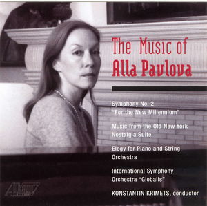 Music of Alla Pavlova