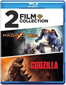 Pacific Rim/ Godzilla