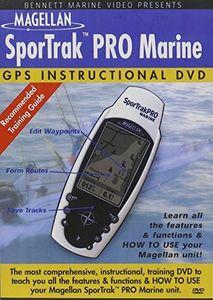 DVD Magellan Sportrak Pro Marine