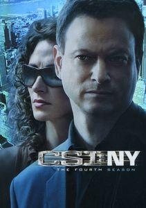 CSI NY: The Fourth Season