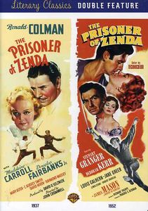 The Prisoner of Zenda (1937) /  The Prisoner of Zenda (1952)
