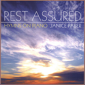 Rest Assured-Hymns on Piano
