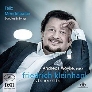 Mendelssohn: Sonatas & Songs