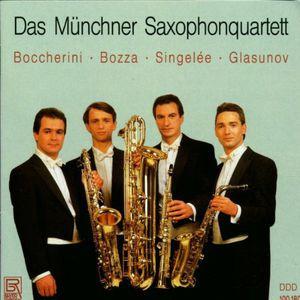 Das Munchner Saxophon QRT