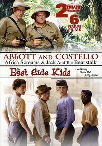 Africa Screams & Jack & Beanstalk & East Side Kids