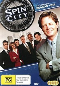 Spin City-Season 1 [Import]