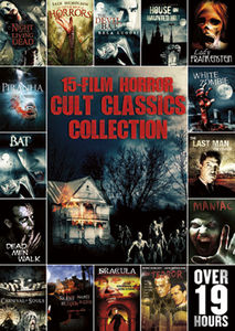 15-Film Horror Cult Classics Collection