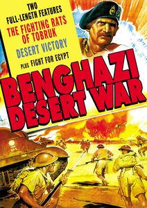 The Fighting Rats of Tobruk /  Desert Victory