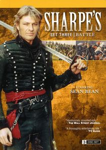 Sharpe's Set Three: Battle