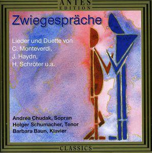 Zwiegesprache: Lieder & Duets