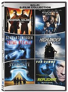 Sci-Fi: 6-Film Collection