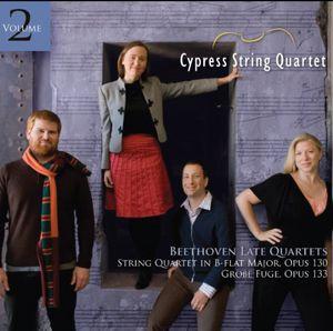 Beethoven Late Quartets 2