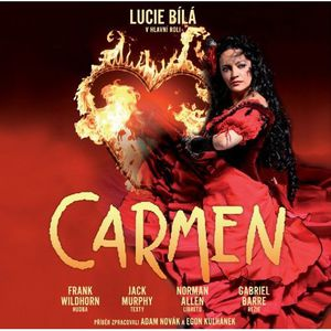 Carmen 2008 Czech Original Cast Recording /  O.C.R. [Import]