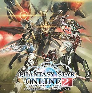 Phantasy Star Online 2 Vol 3 (Original Soundtrack) [Import]
