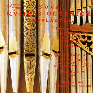 Woltz, Johann : Organ Works of Johann Woltz