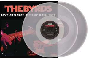 Live At Royal Albert Hall 1971 , The Byrds