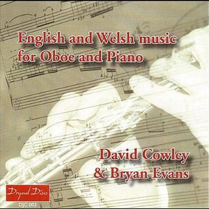 English & Welsh Music for Oboe & Piano