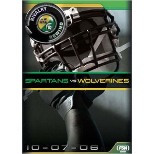 Rivalry Rewind: Wolverines Vs Spartans