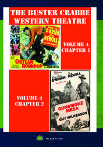 The Buster Crabbe Western Theatre: Volume 4