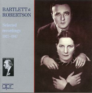 Bartlett & Robinson: Selected Recordings 1927-1947