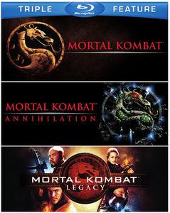 Mortal Kombat: 3 Film Collection